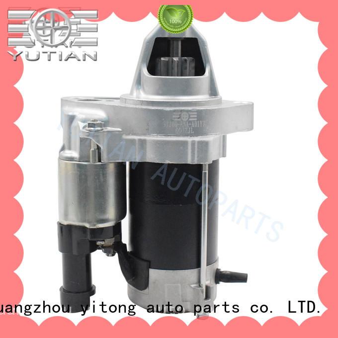 customized honda civic starter motor 0708 factory for wholesale