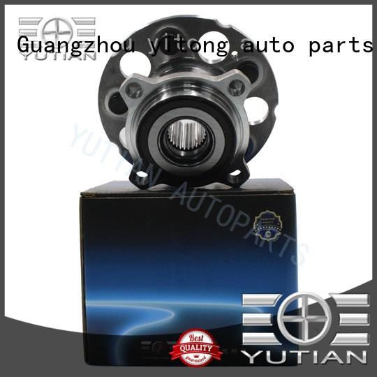 stable supply wheel hub front manufacturer for distributor