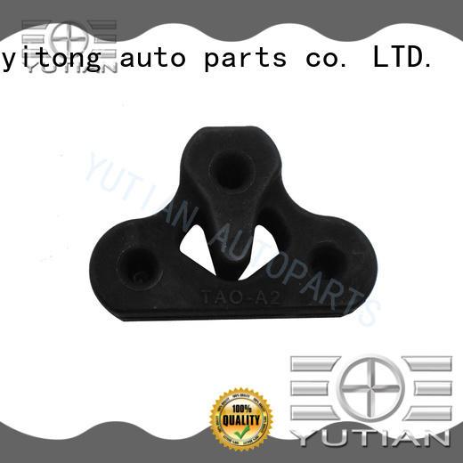 Yutian standardized rubber exhaust hanger factory for overseas trader