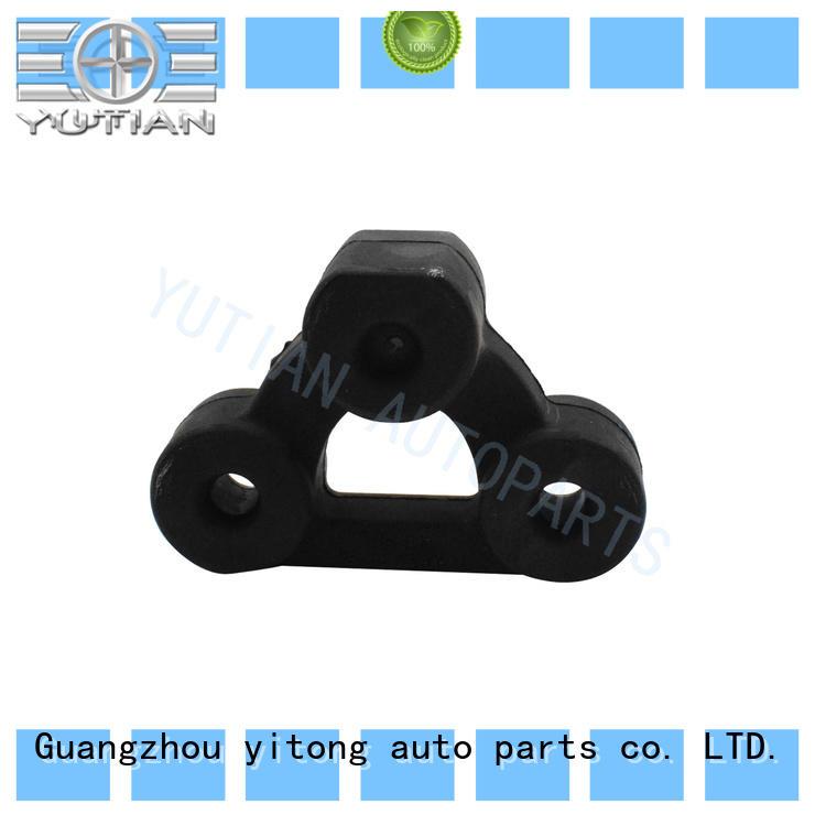 Yutian black exhaust rubber mounts exporter for car