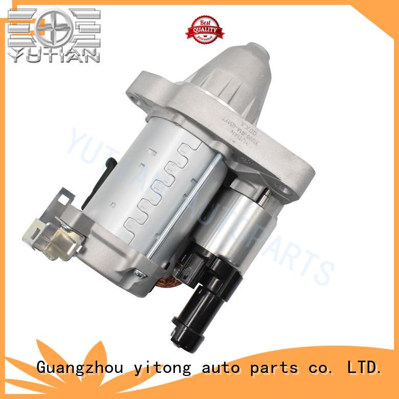 Yutian customized honda civic starter motor supplier for distributor