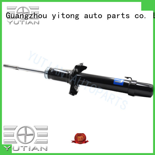 Yutian standardized car front shocks factory for importer