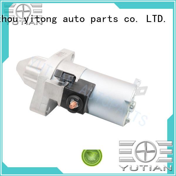 Yutian standardized honda civic starter motor exporter for sale