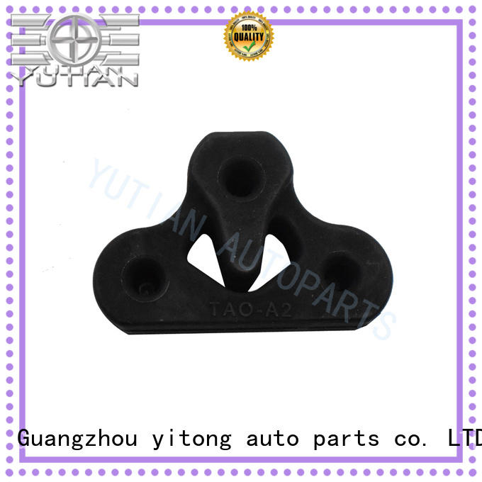 Yutian oem18215s84a20 exhaust rubber mounts manufacturer for trader