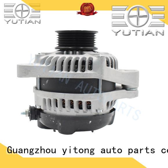 Yutian new generation alternator generator maker for international trader