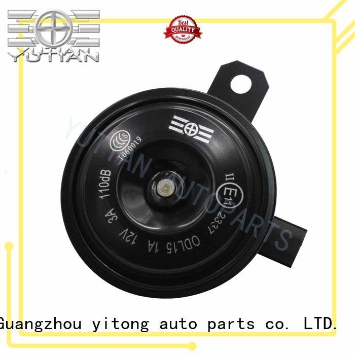 Yutian OEM ODM car horn for honda