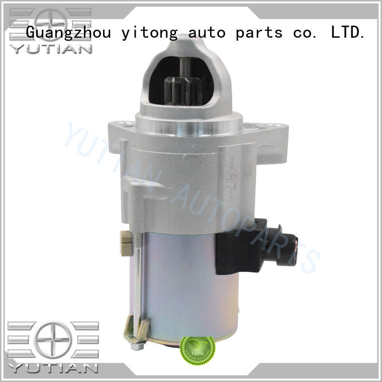 customized engine starter 30l supplier for sale