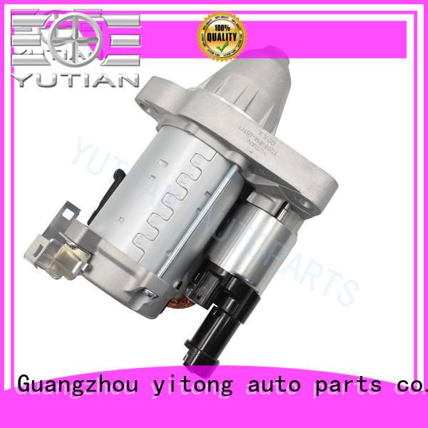 Yutian customized oem civic starter motor factory for wholesale