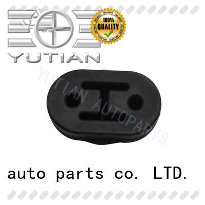 new design universal rubber exhaust hangers rubber factory for trader