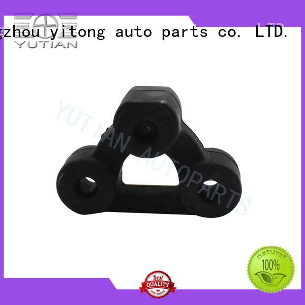 Custom car civic exhaust rubber Yutian mounting