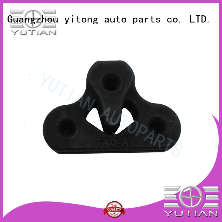 hot selling exhaust hanger rubber insulator oem factory for sale