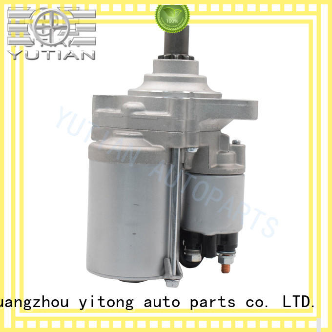 Yutian xrv engine starter exporter for wholesale